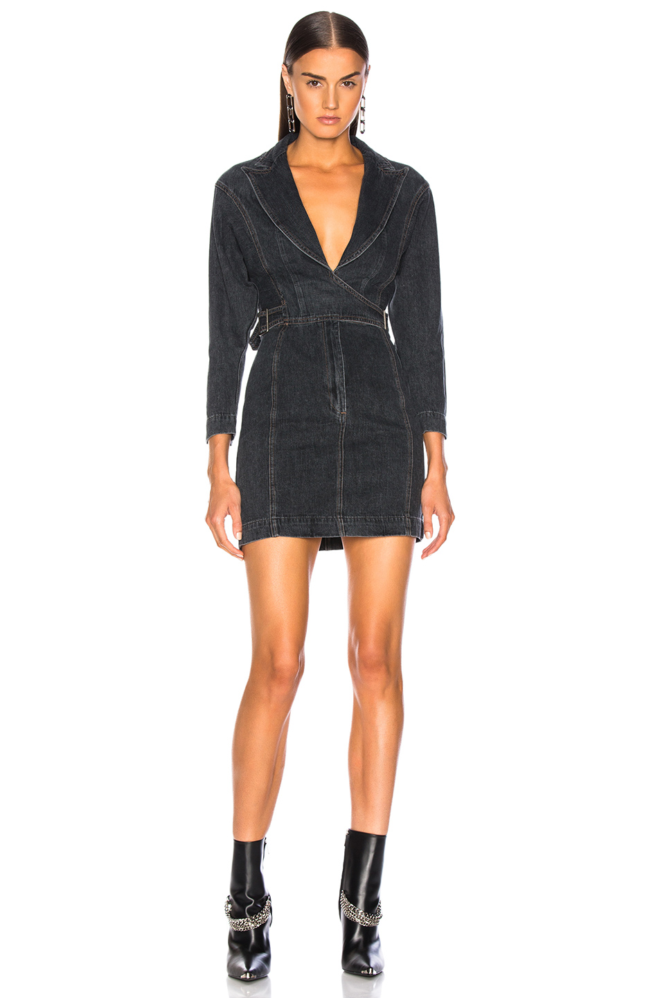 JEAN ATELIER Gia Wrap Dress