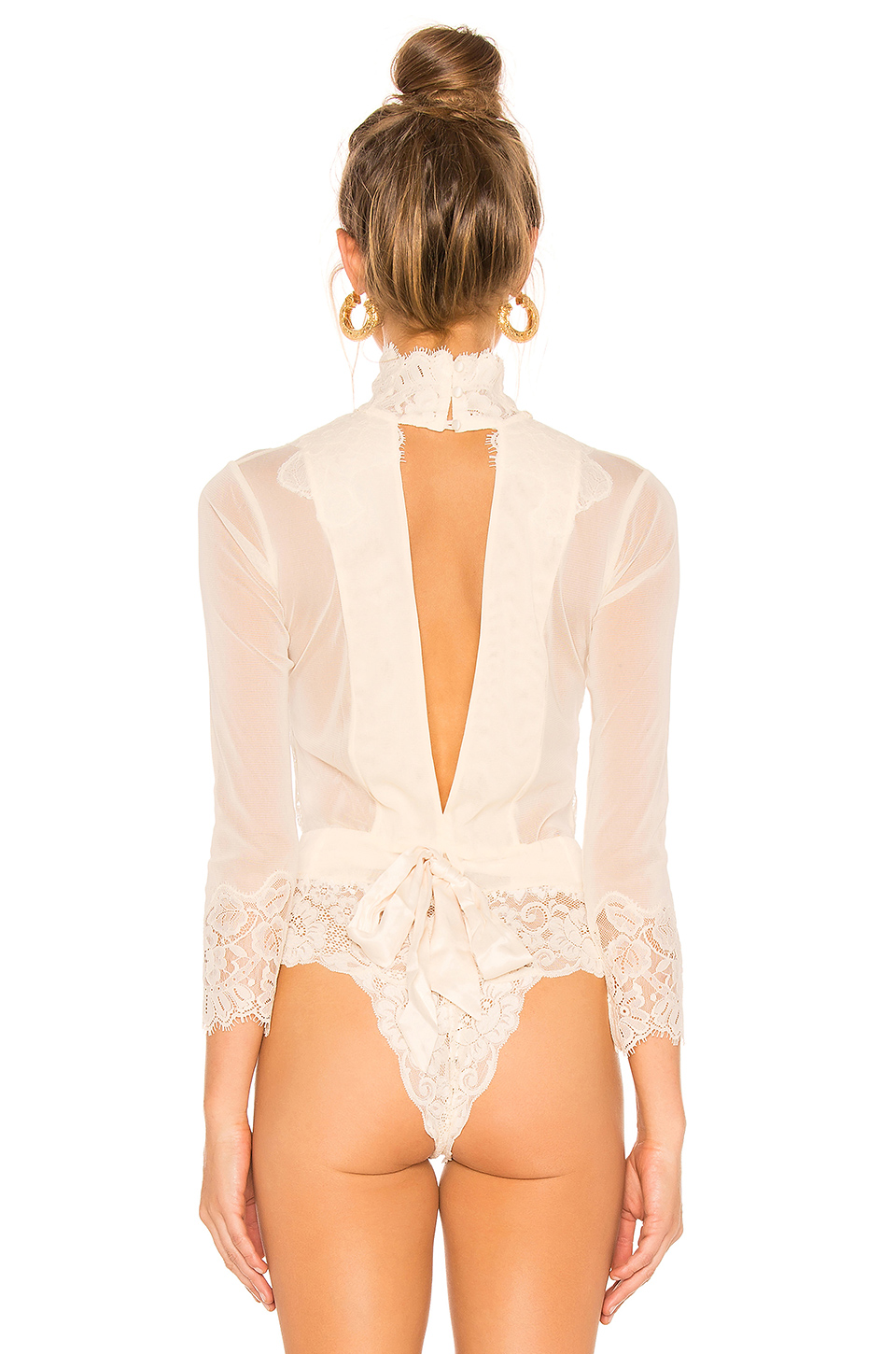Hot As Hell Take HAH Bow Bodysuit