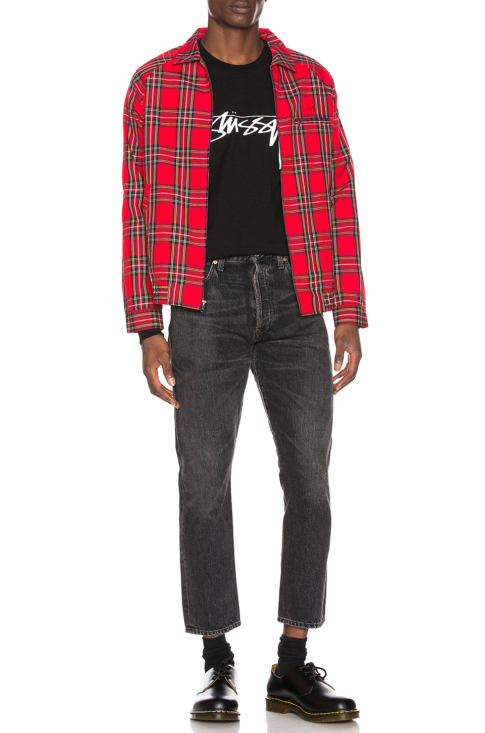 Stussy Smooth Stock L/S Tee