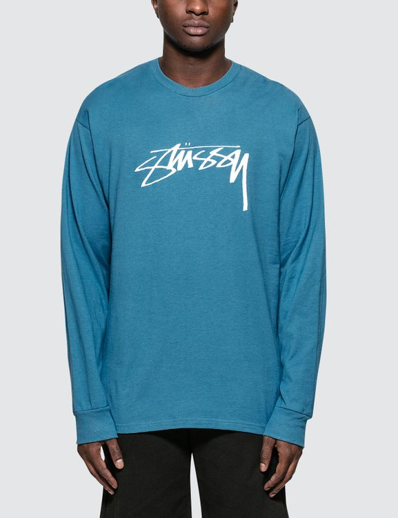 Stussy Smooth Stock L/S T-Shirt