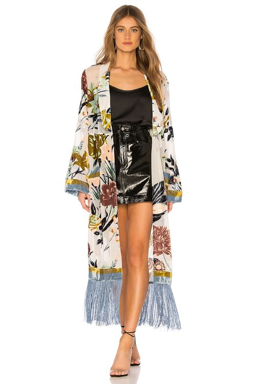 Chrissy Teigen Phi Phi Don Robe