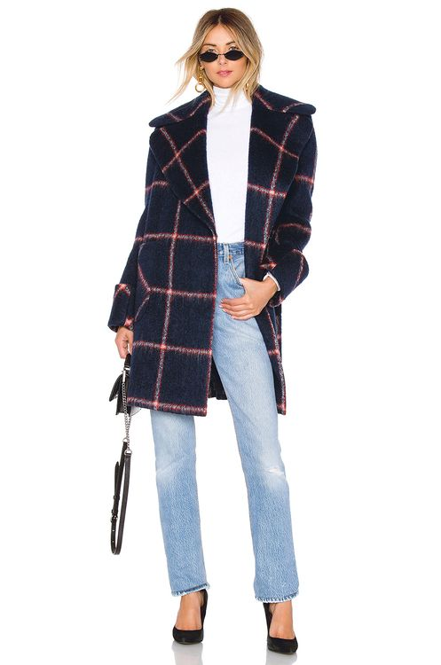 KENDALL + KYLIE Oversized Wool Coat