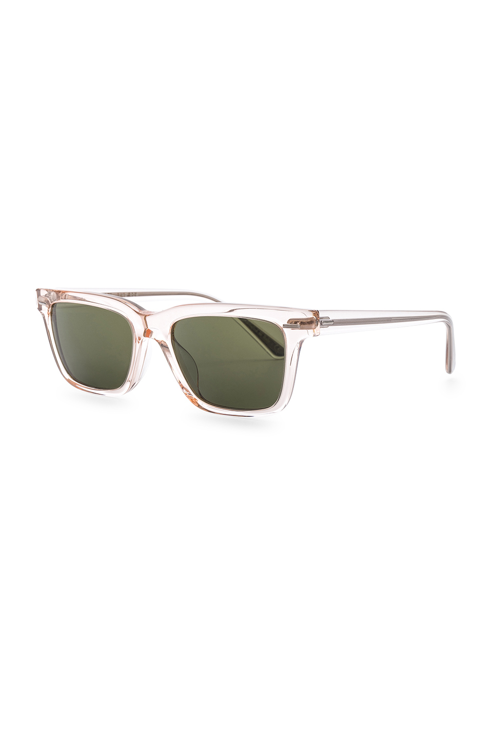 Oliver Peoples X The Row Clear Sunglasses