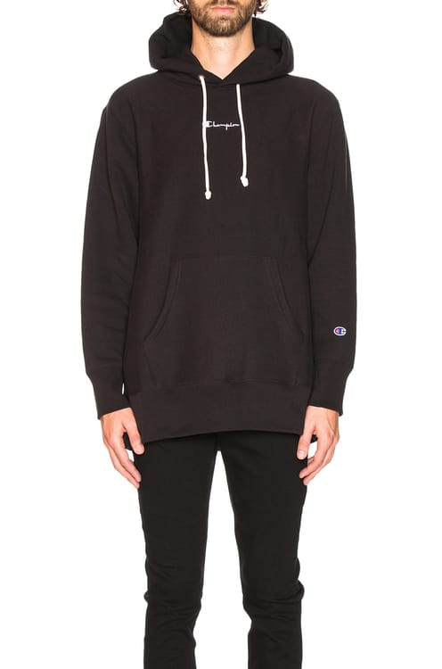 Champion Reverse Weave Oversized Hooded Sweatshirt