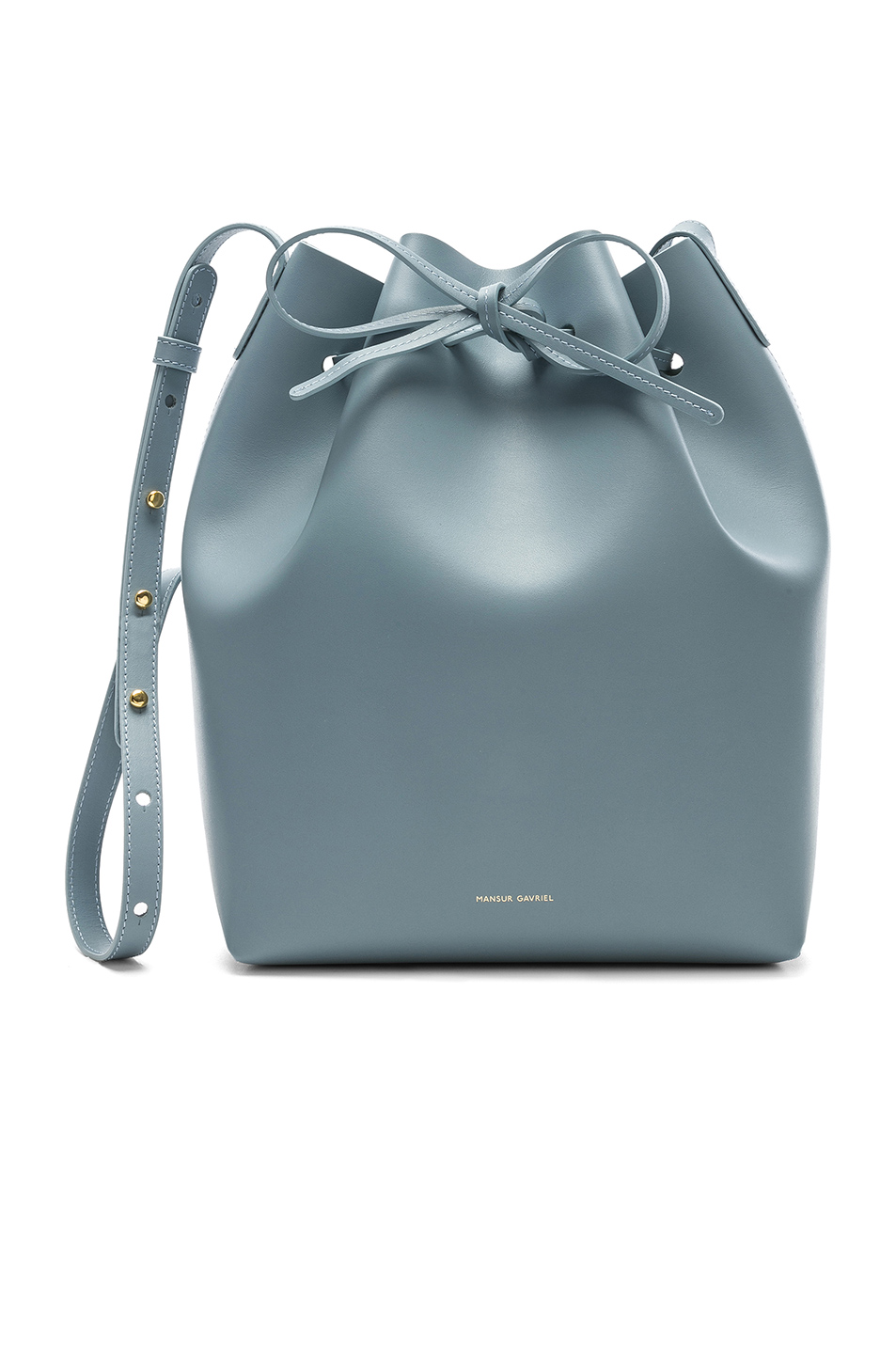 45bfeeb7f355 Buy Original Mansur Gavriel Bucket Bag at Indonesia | BOBOBOBO