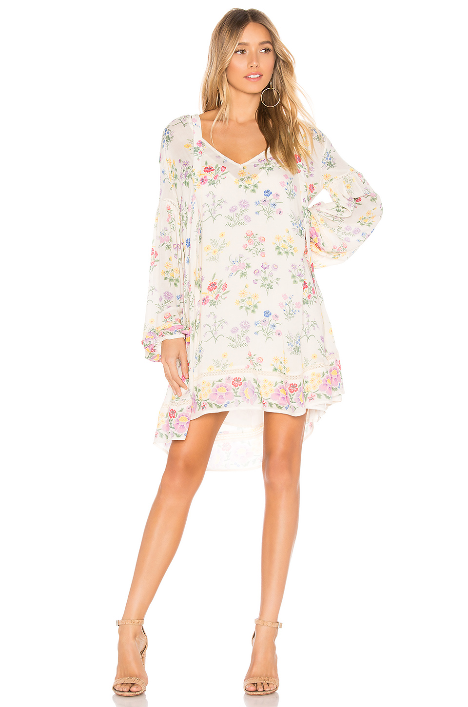 3bc2587eac Posy Long Sleeve Mini Dress, Spell & The Gypsy Collective