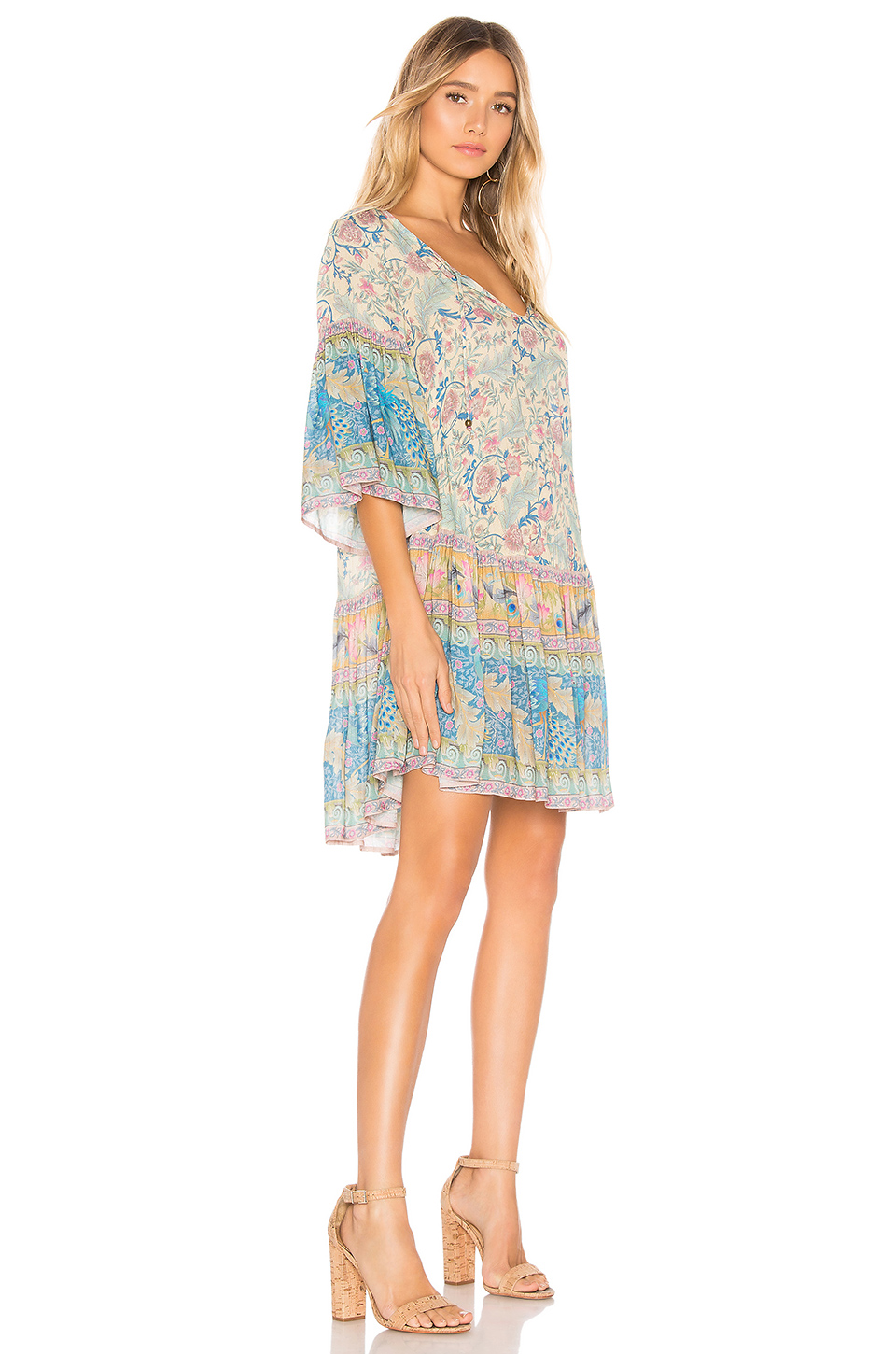 5dd7c617cbc3 Buy Original Spell & The Gypsy Collective Oasis Mini Dress at ...