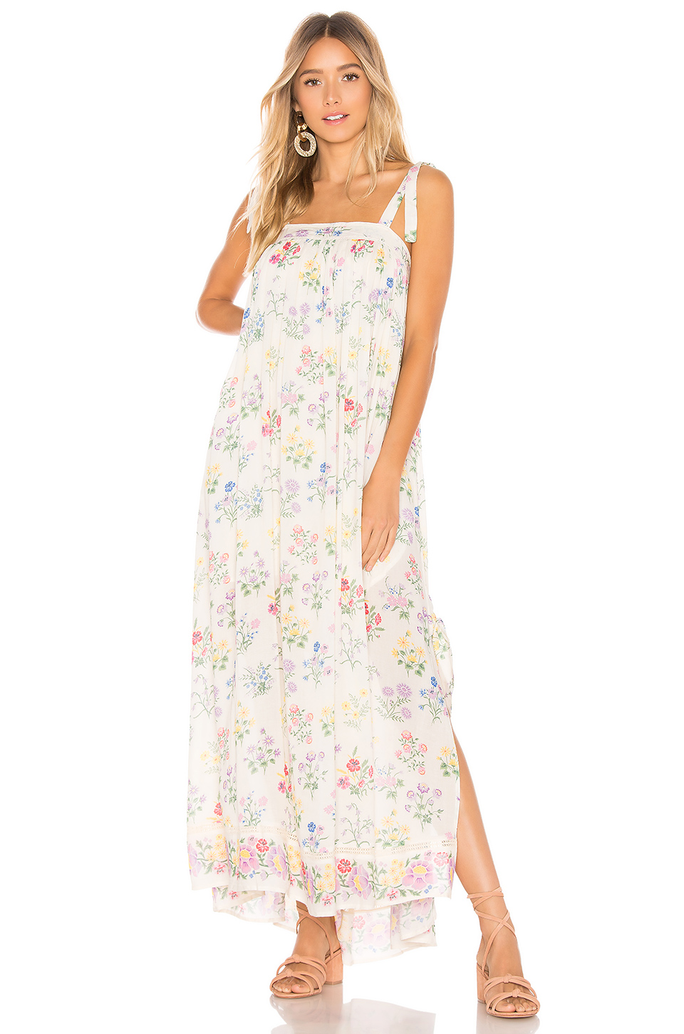 2e2fd0049e0 Buy Original Spell   The Gypsy Collective Posy Maxi Dress at ...