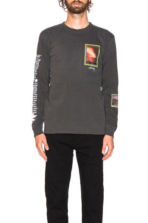 Stussy Inferno Long Sleeve Tee