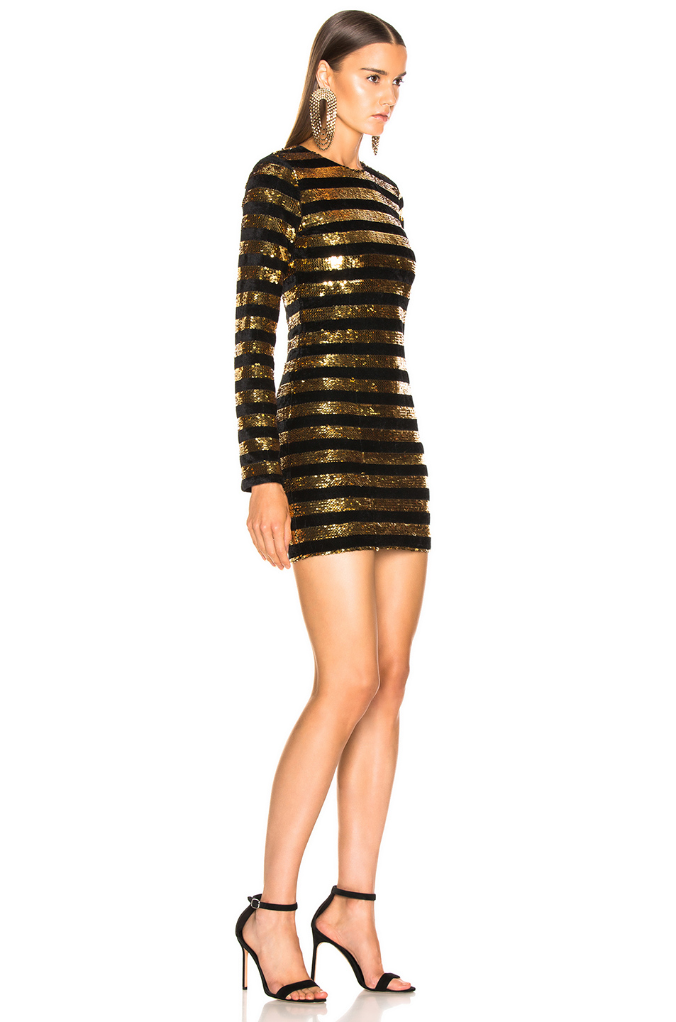 f5e5eaf5 Buy Original RtA Crystal Sequin Dress at Indonesia | BOBOBOBO