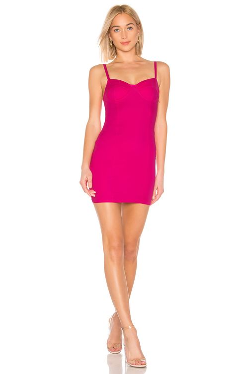 About Us Danica Mini Dress