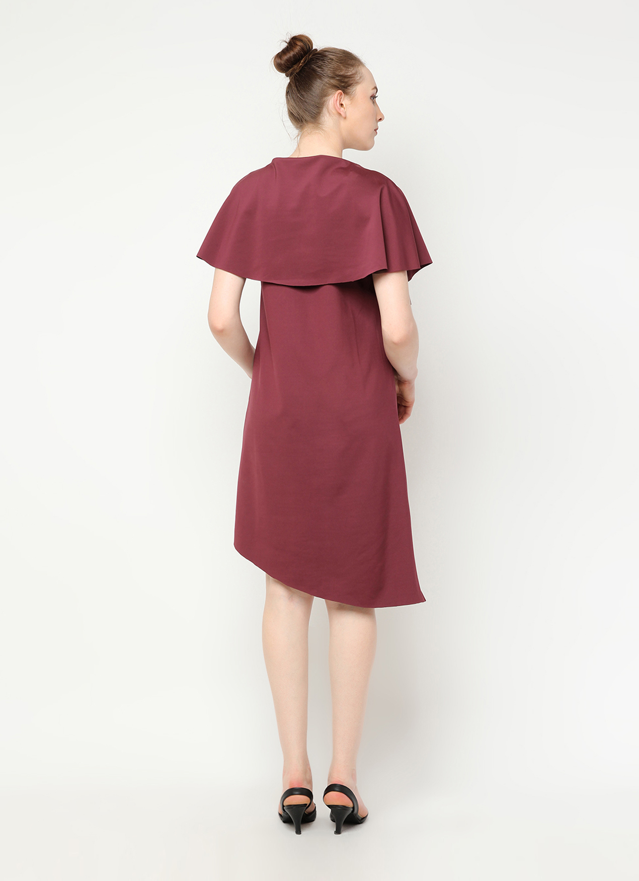 cf7f53d0e57 Buy Original Anynome Audrey Multiway Dress - Maroon at Indonesia ...