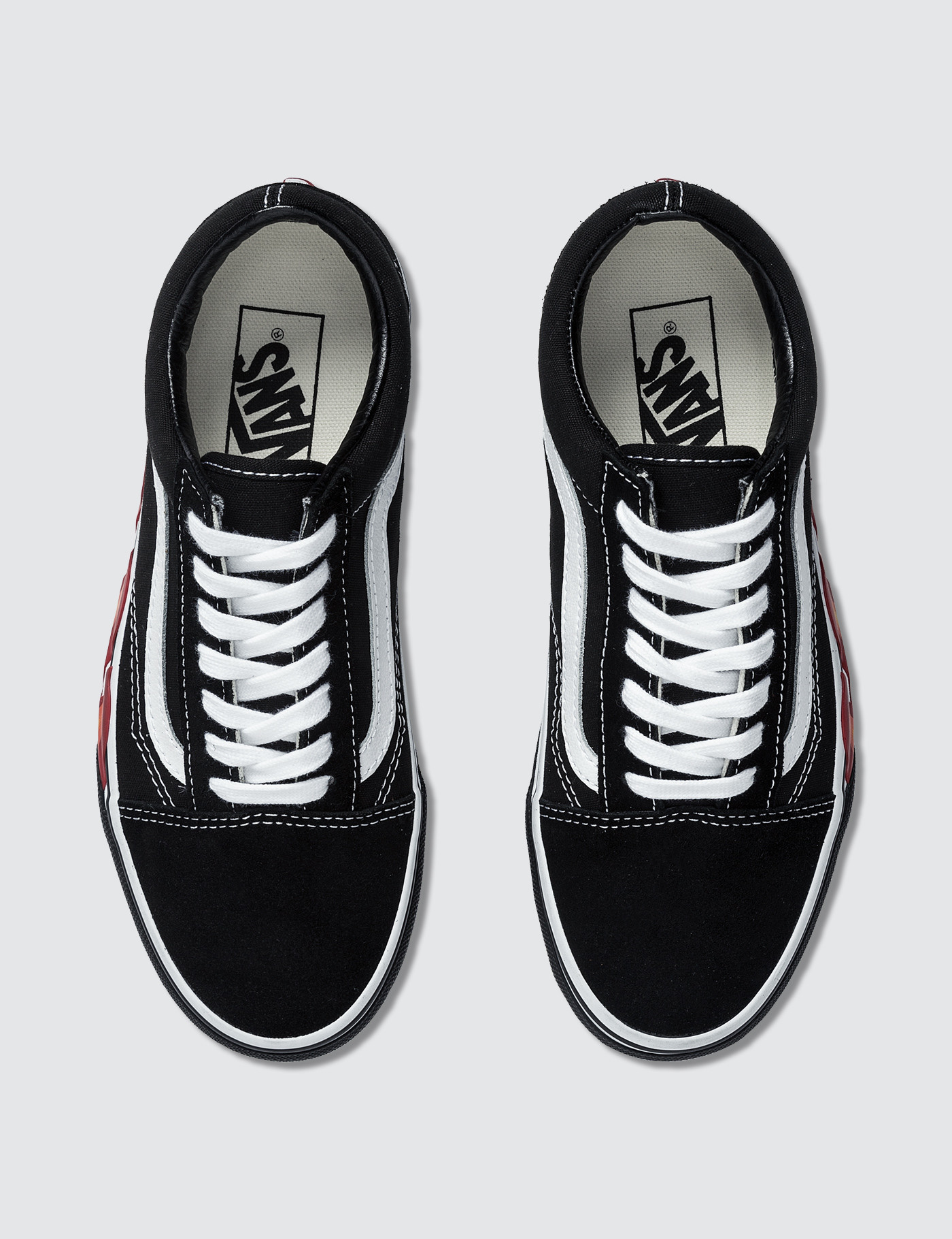 fa8a39d5e4f Buy Original Vans Flame Cut Out Old Skool at Indonesia