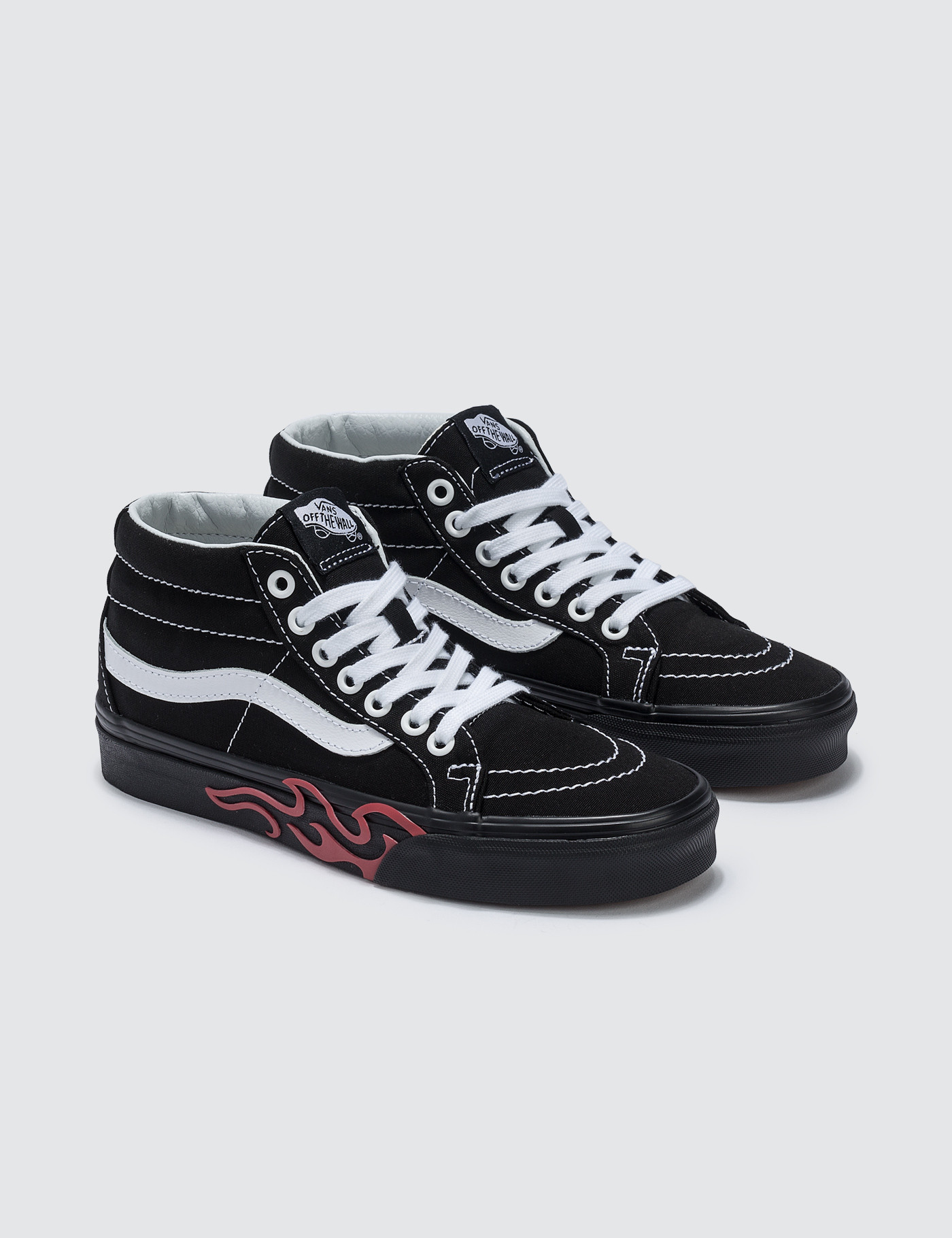 65e18846be40cb Buy Original Vans Flame Cut Out Sk8-mid Reissue at Indonesia