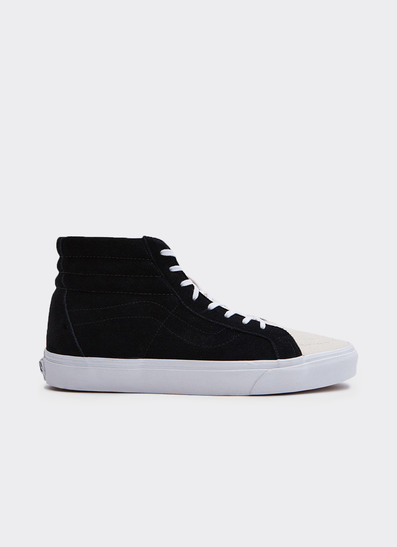 c8a36c94e6a166 Buy Original VANS Black UA Sk8-Hi Reissue 2-Tone High Top Sneakers ...