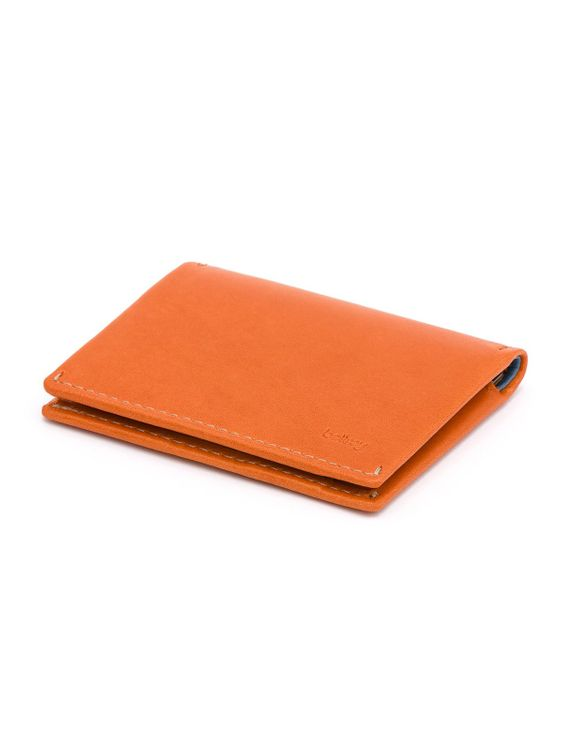 Bellroy Bellroy Slim Sleeve Wallet Burnt Orange