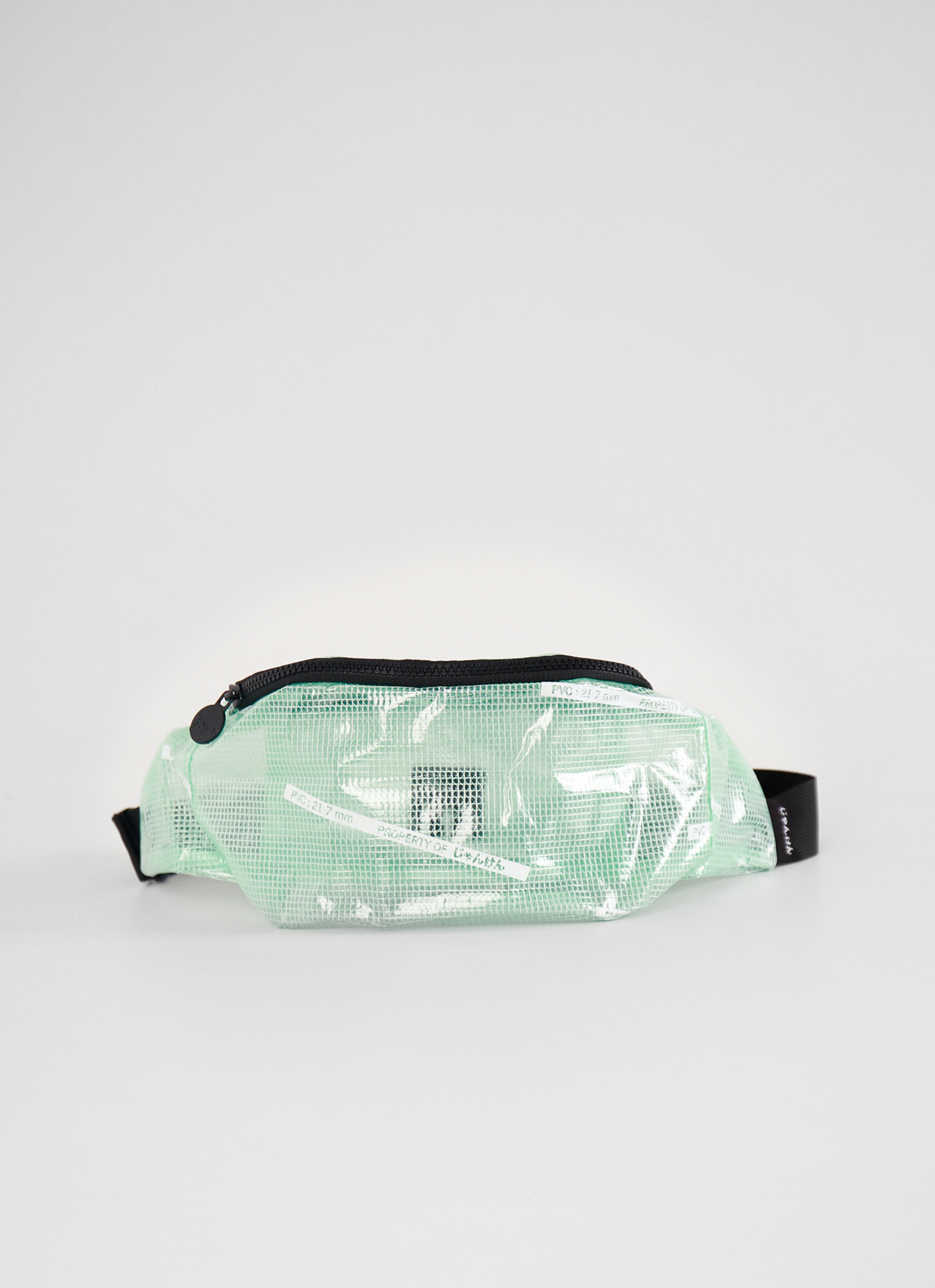 Scissors Paper Rock J13 WA'BEC Waist Bag - Green