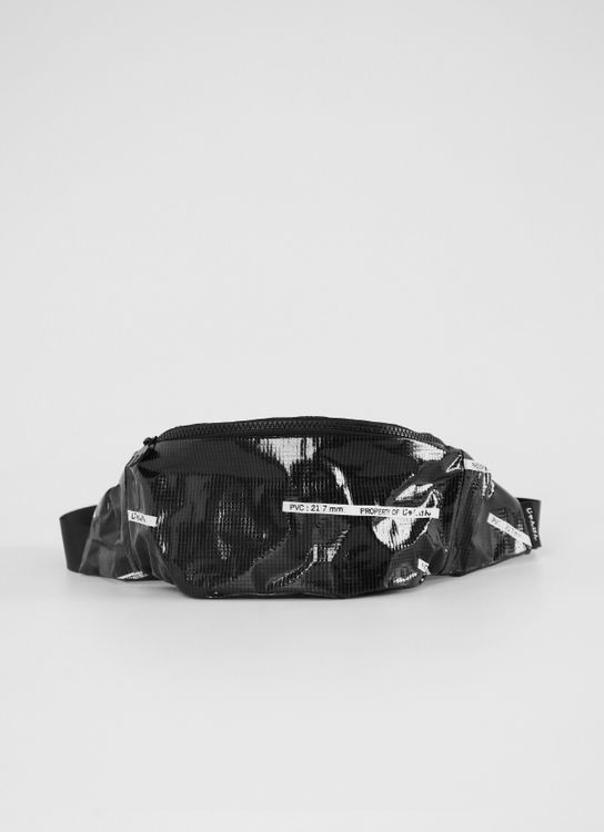 Scissors Paper Rock J13 WA'BEC Waist Bag - Black