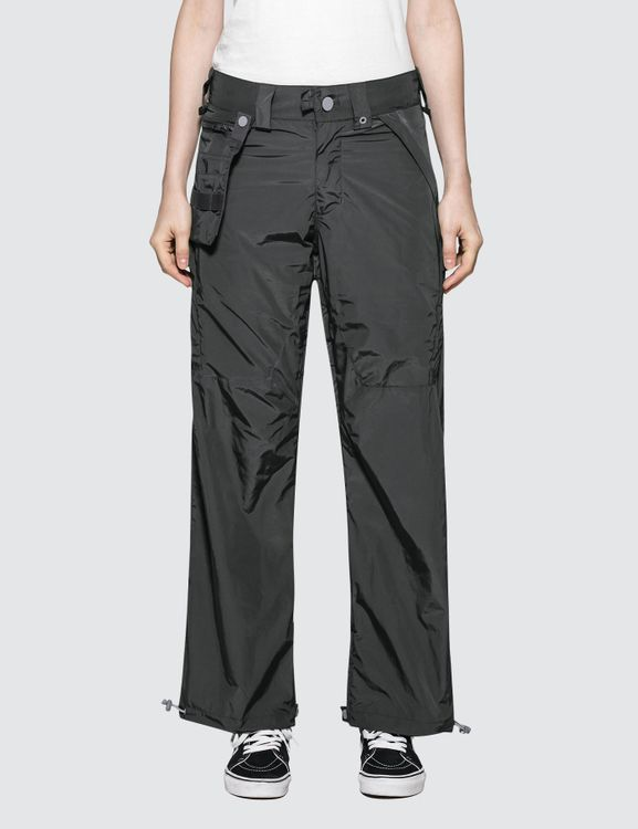 C2H4 Los Angeles Human Tech Specs Technical Pants With Utility Pockets