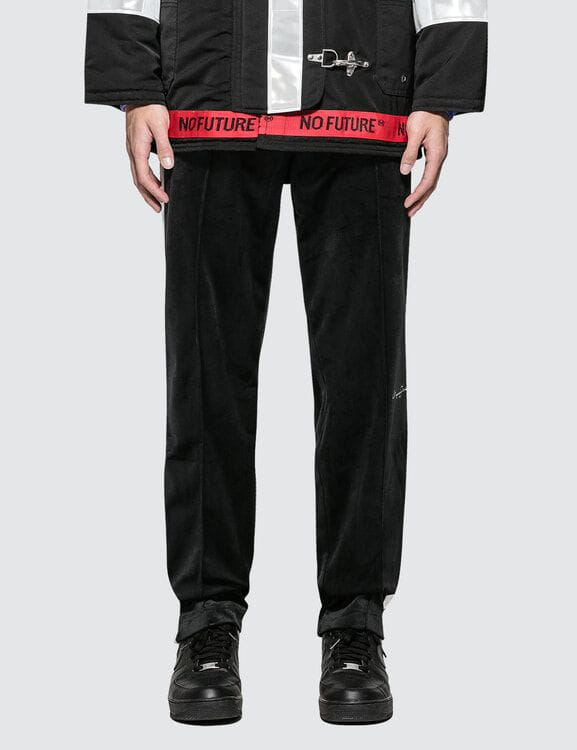 MAGIC STICK Lux G's Track Pants