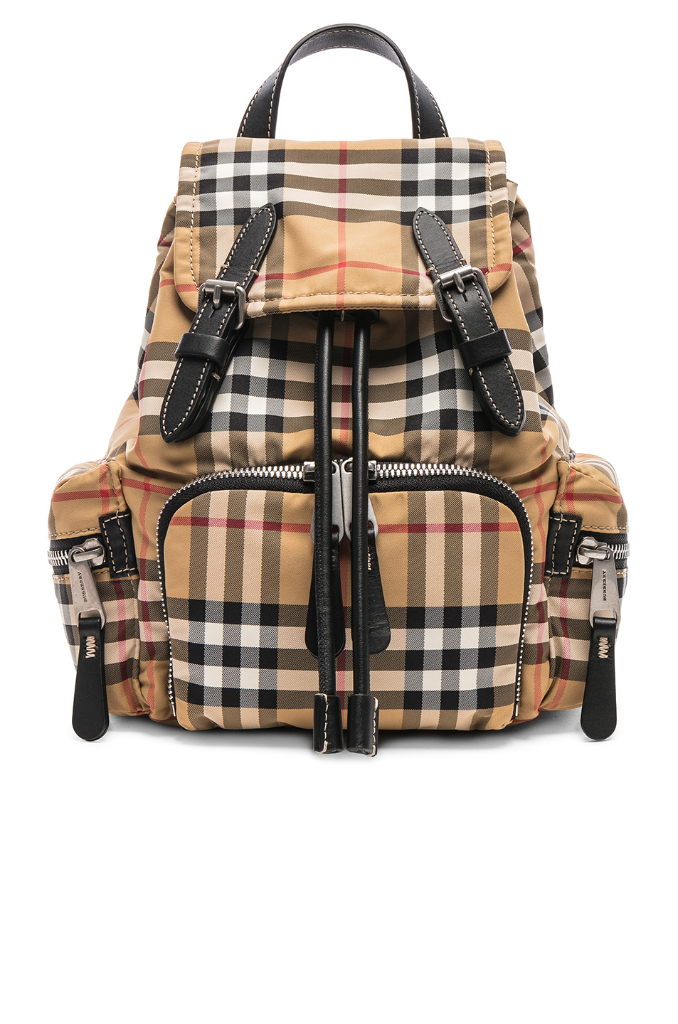 a388b5d586a4 Burberry Small Vintage Check Backpack  Burberry Small Vintage Check  Backpack ...