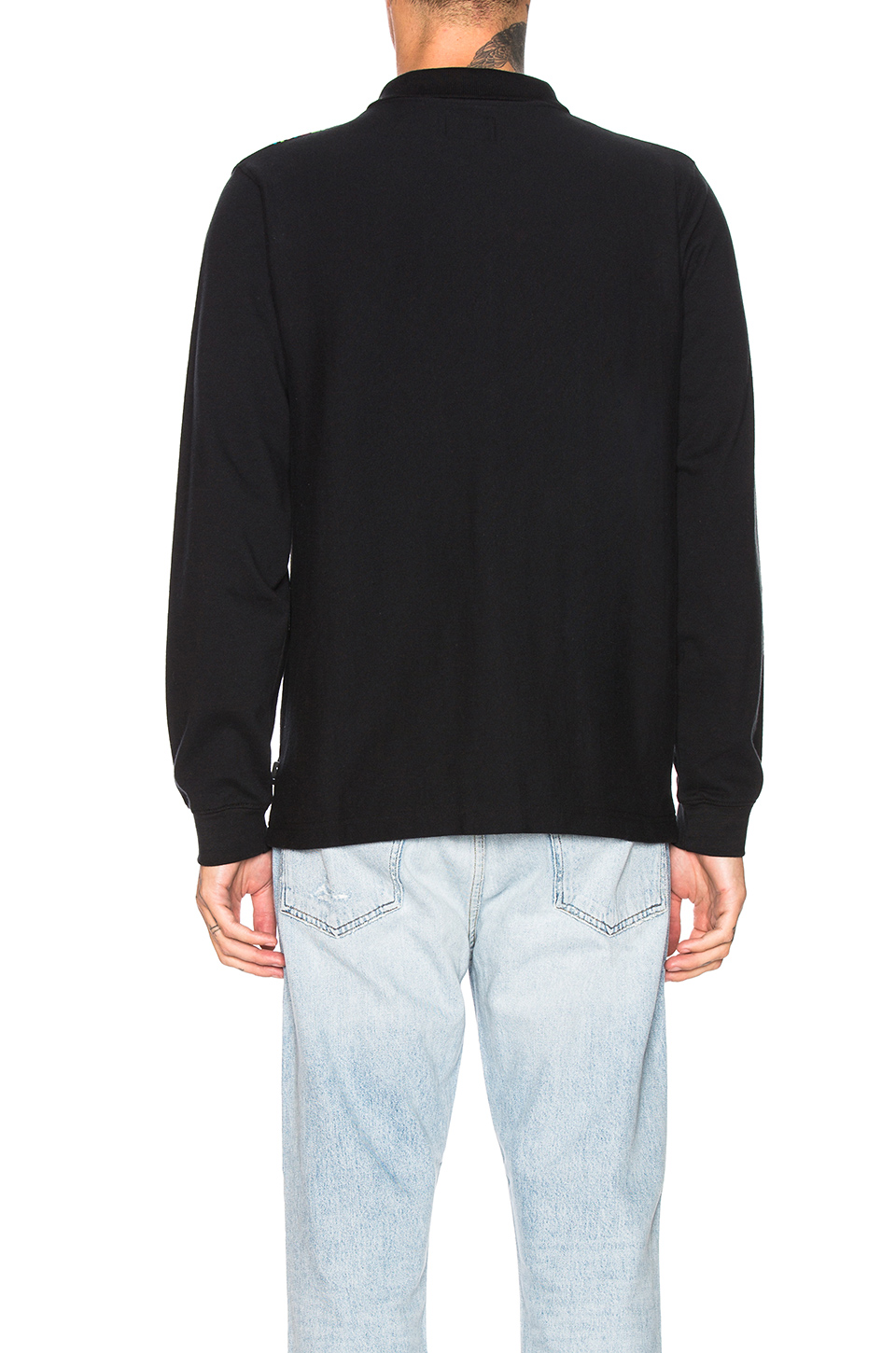 Stussy Simon Long Sleeve Polo