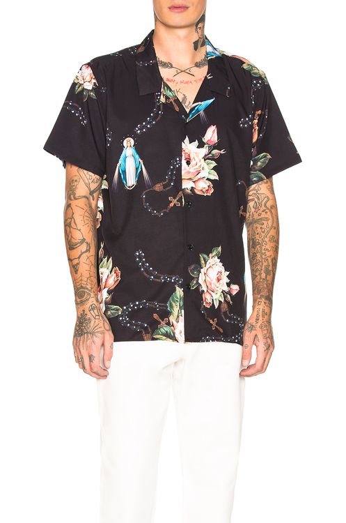 Civil Regime Rosary Short Sleeve Shirt