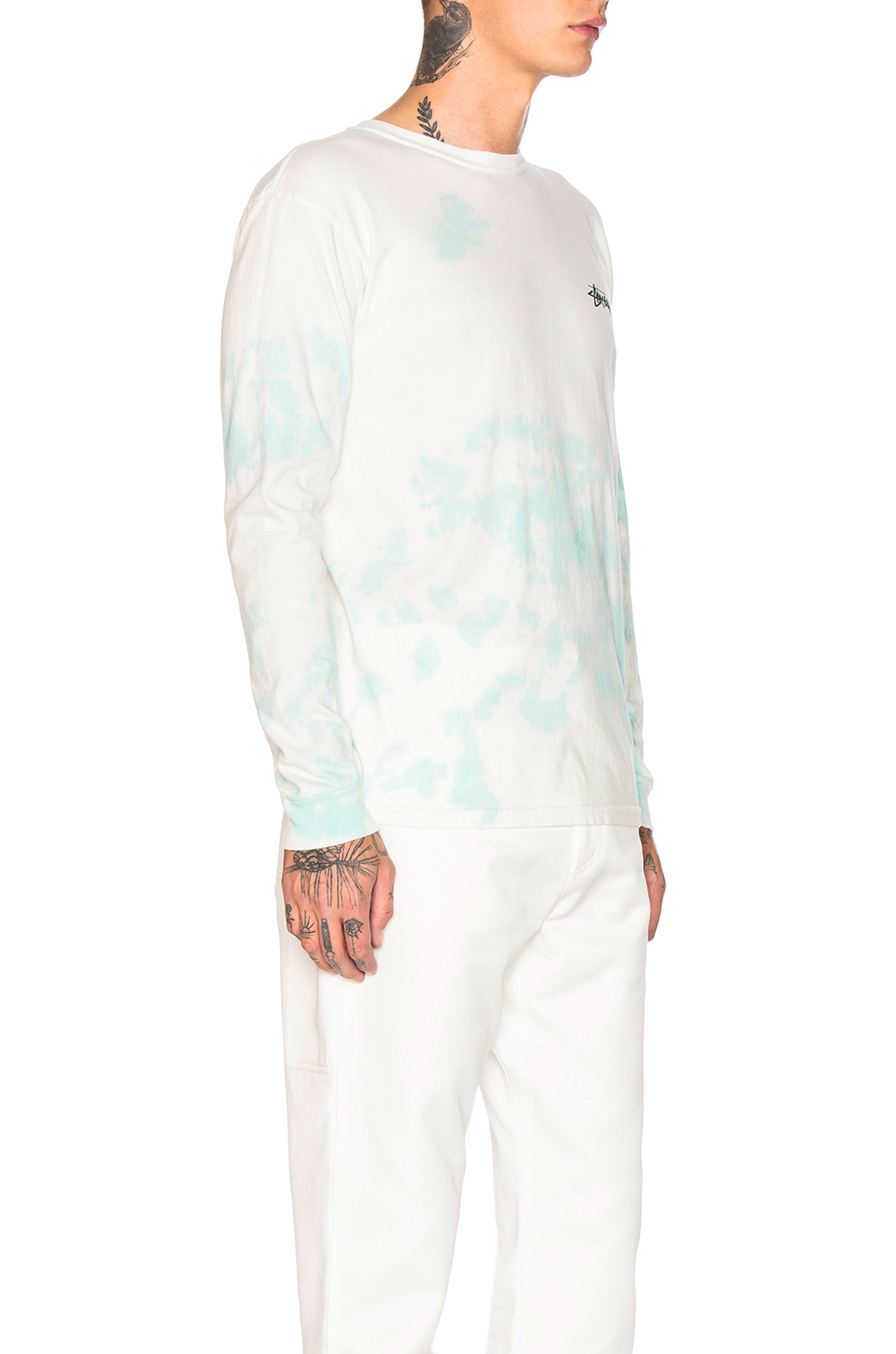 Stussy Small Stock Long Sleeve Tee