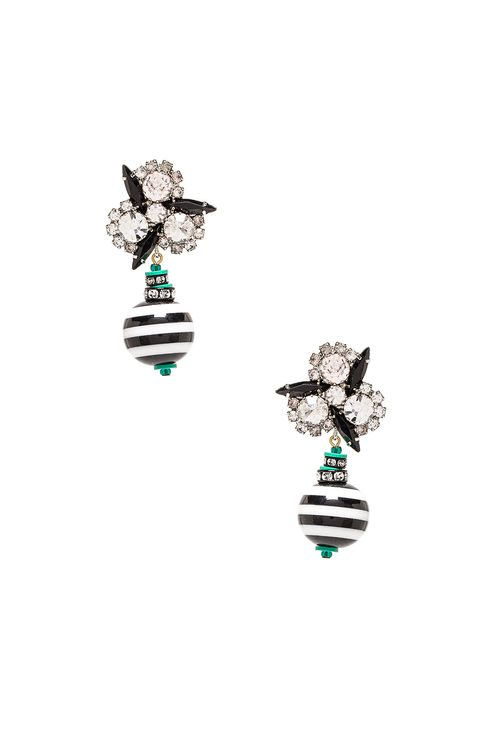Elizabeth Cole Drop Earring