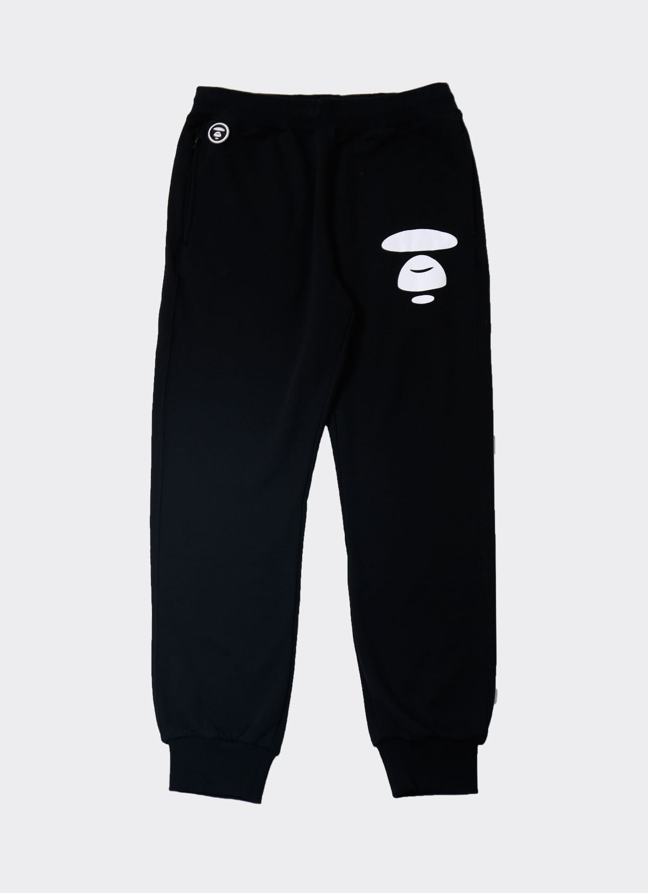 AAPE Black Sweat Pants  AAPE Black Sweat Pants ... 10790d450