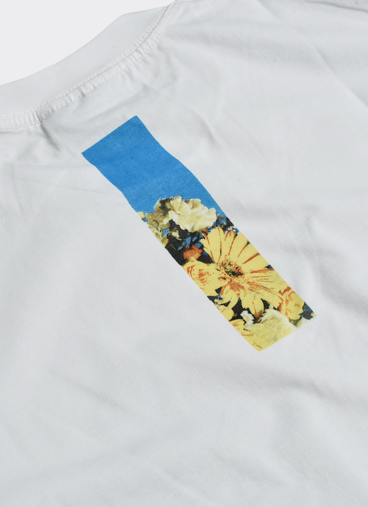 00a6e04931208 Buy Original Influential Syndicate Flower T-Shirt - White at ...