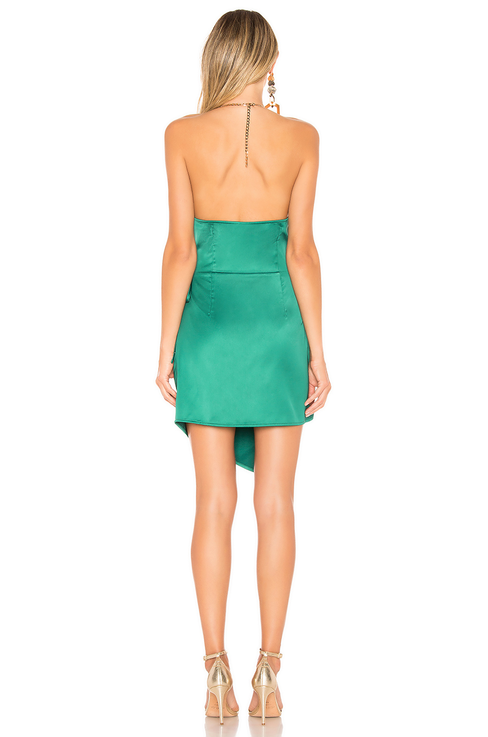 h:ours Valencia Mini Dress