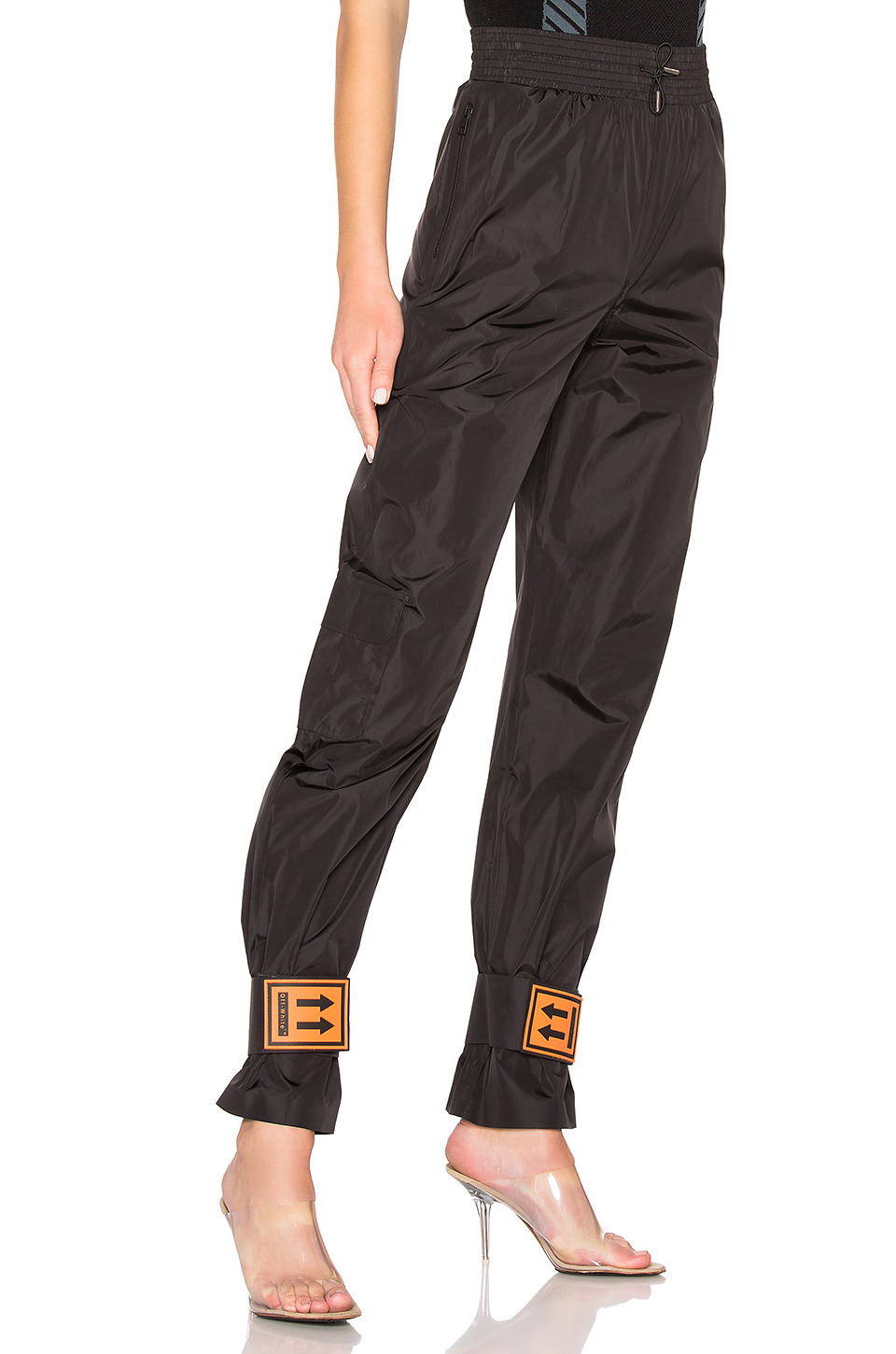 OFF-WHITE Nylon Jogging Pant