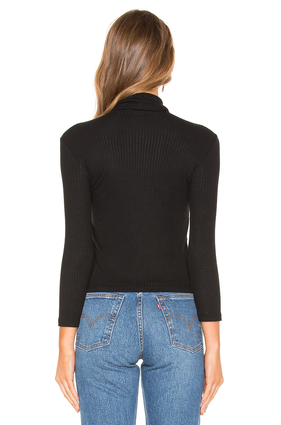 ATM Anthony Thomas Melillo Turtleneck Top