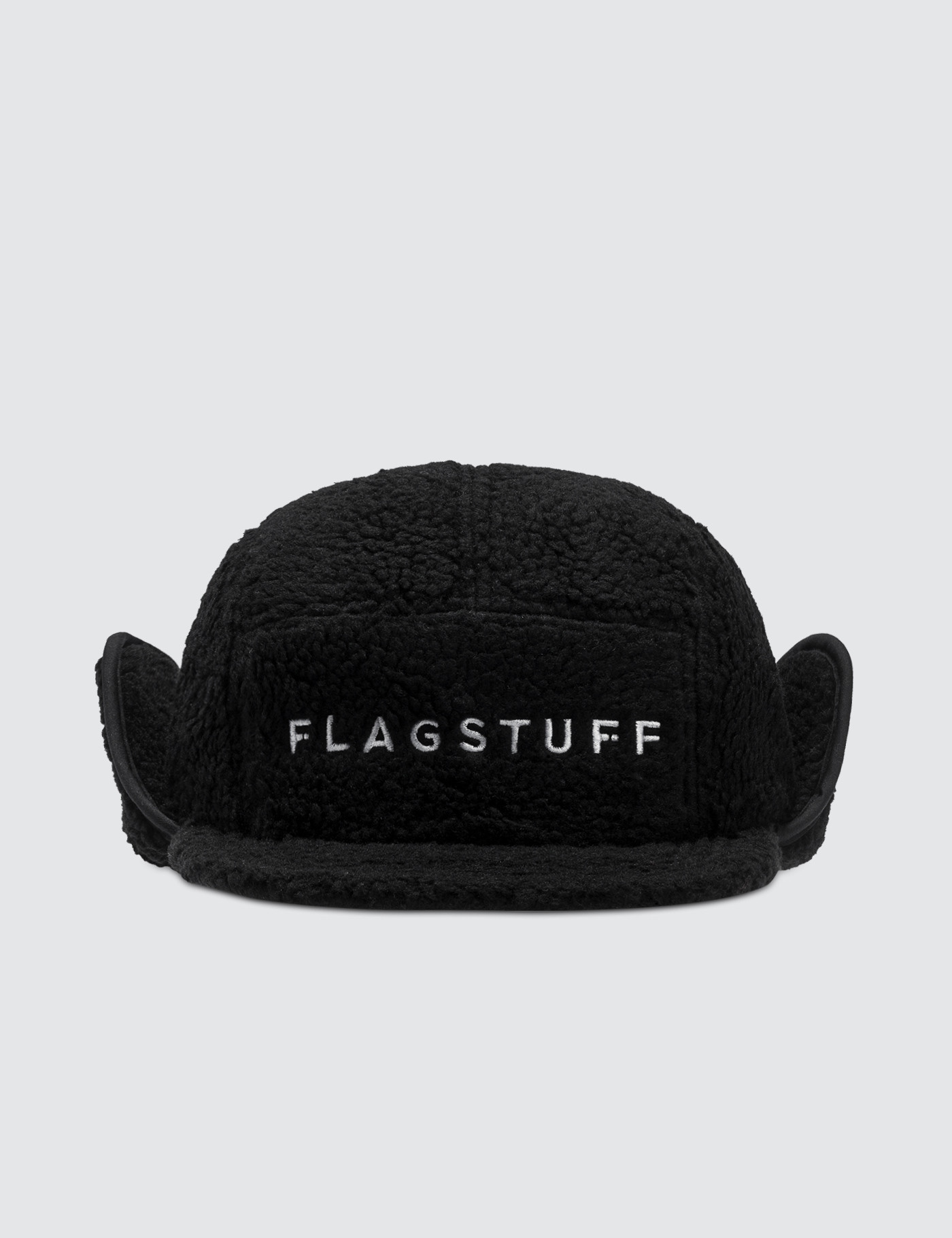 "Flagstuff ""F-LAGSTUF-F"" Fleece Camp Cap"