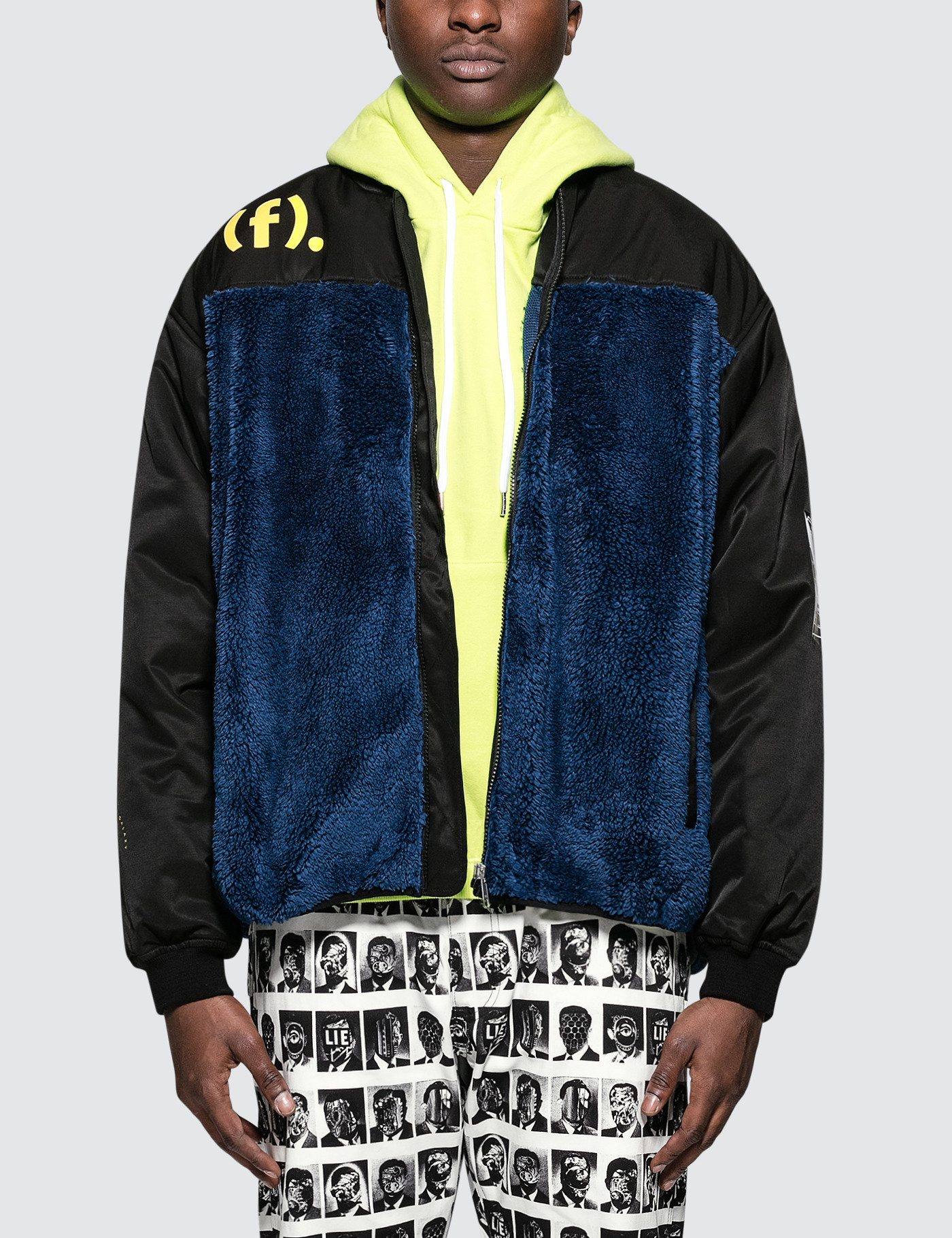 Flagstuff F/Z Fleece Jacket