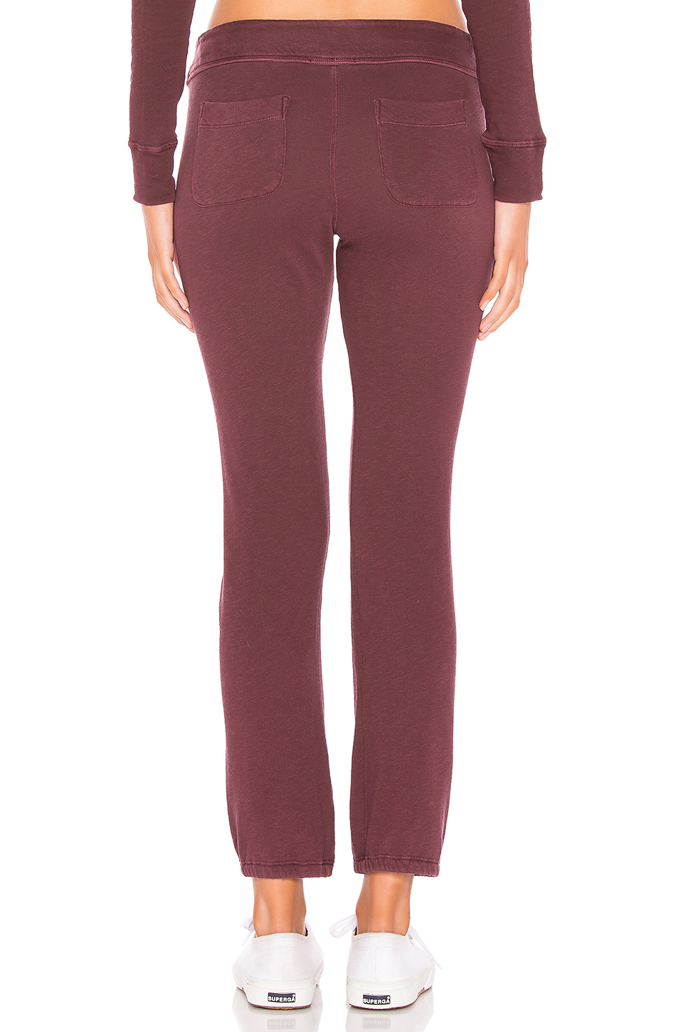 James Perse Vintage Cotton Genie Pant