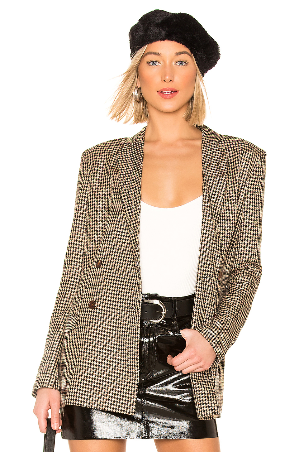 Capulet Dylan Double Breasted Blazer
