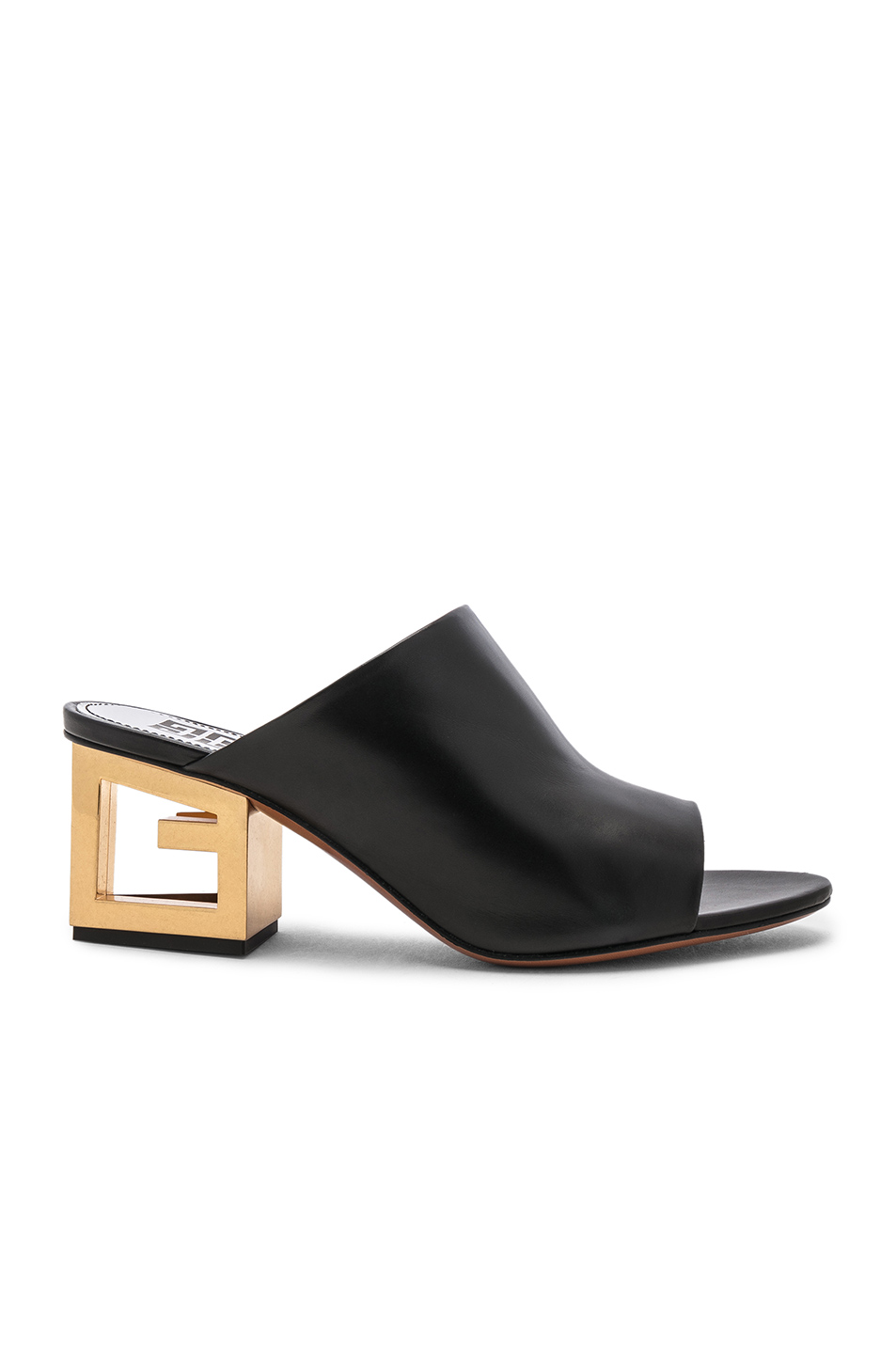 75ecfc09882 Givenchy Triangle Heel Mule  Givenchy Triangle Heel Mule ...