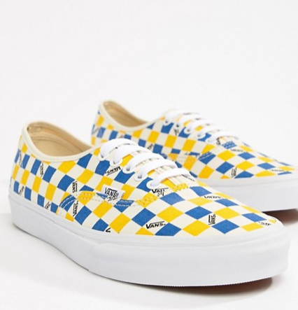 Vans Factory Pack Authentic trainers - Yellow (LIMITED EDITION)