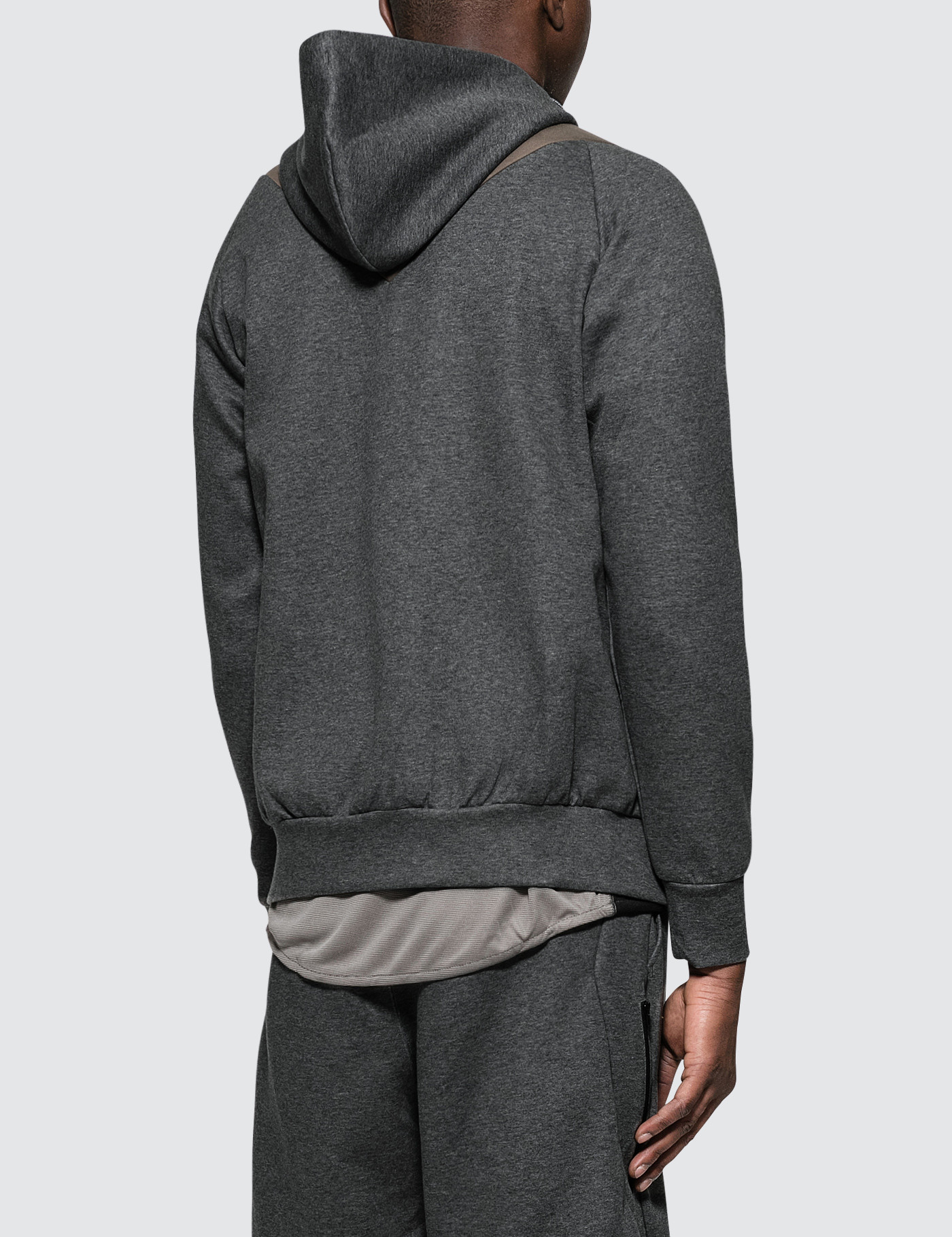 a664f16929e7 ... Every Second Counts x Kazuki Kuraishi Double Knit Hoodie ...