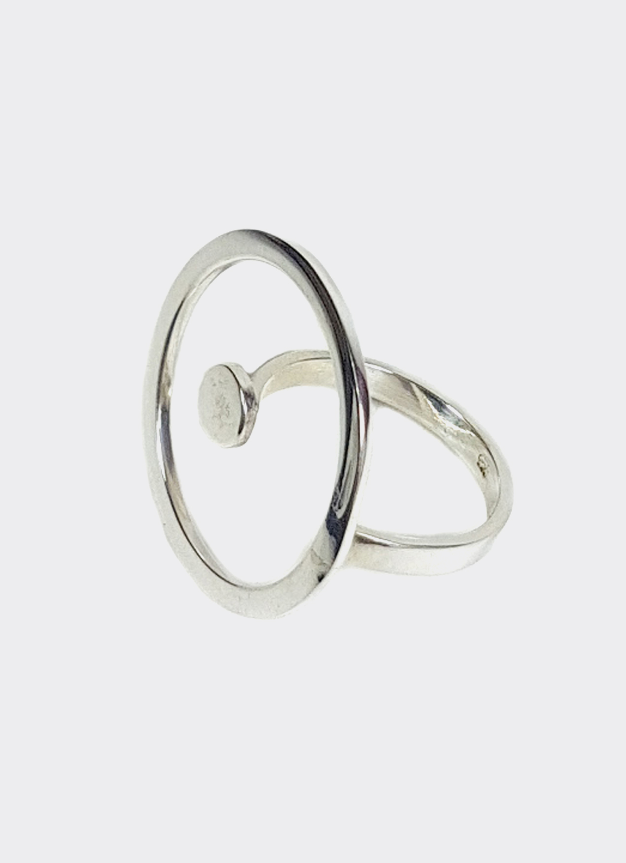 Verso Aileen Ring - Silver