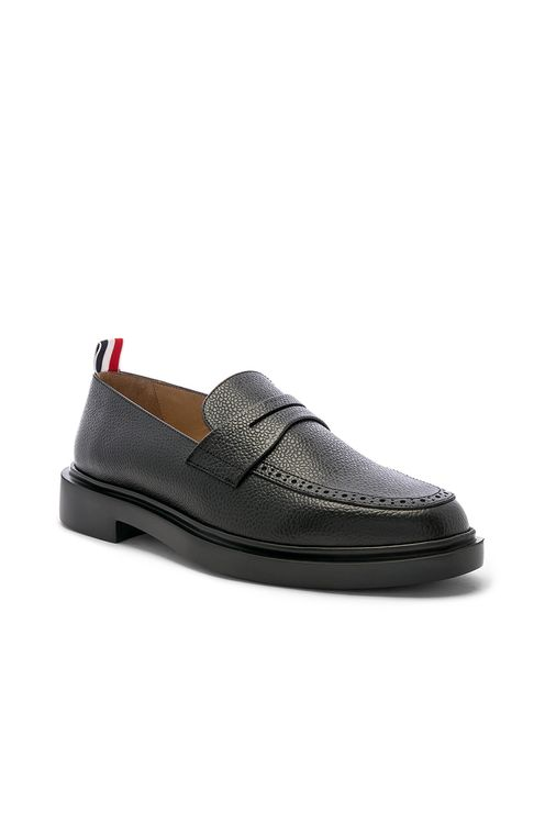 Thom Browne Rubber Sole Loafer