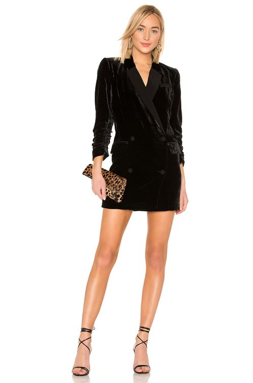 Joie Albertyne Blazer Dress