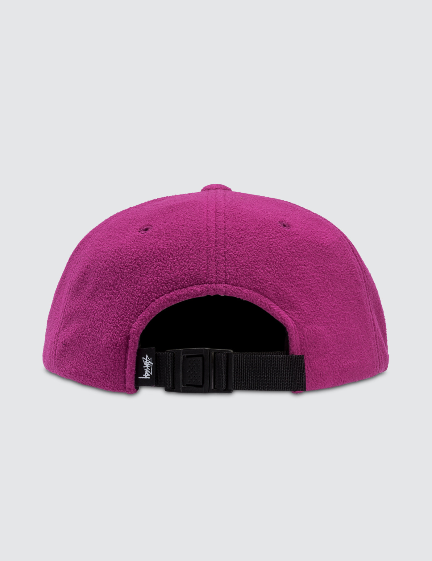 Stussy Smooth Stock Polar Fleece Strapback