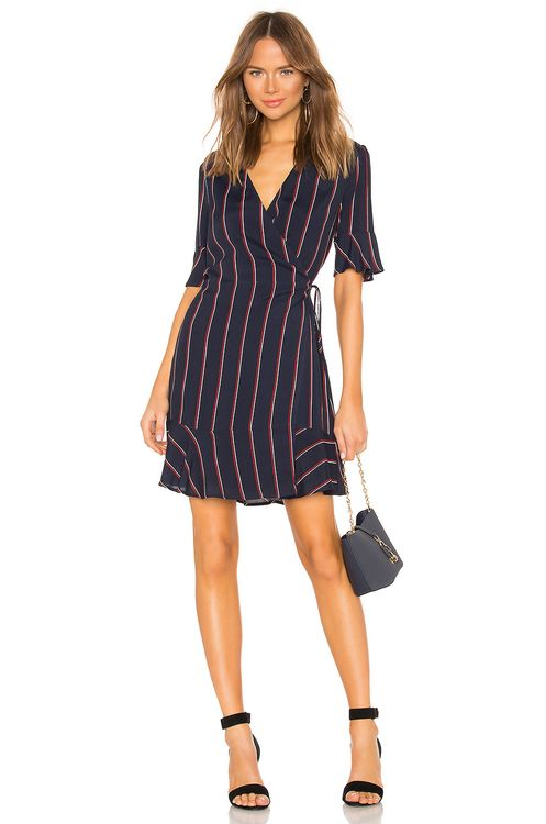 RAILS Aimee Wrap Dress
