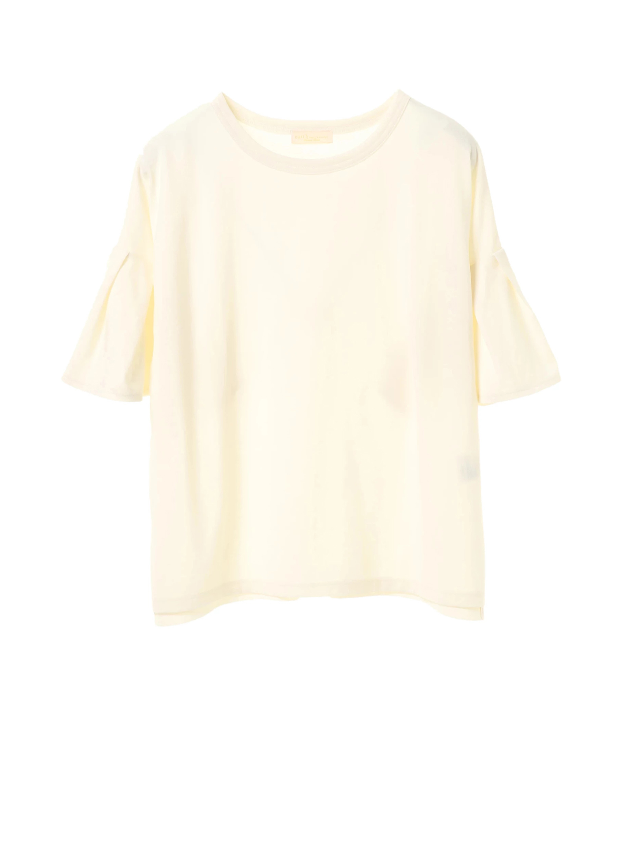 Earth, Music & Ecology Shino Top - Ivory