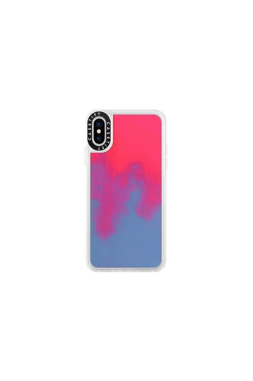 Casetify Neon Sand iPhone X/XS Case