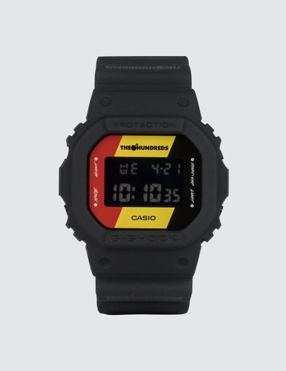 G-Shock The Hundreds x  DW5600HDR