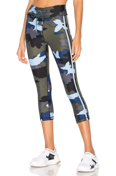 The Upside Abstract Camo NYC Pant
